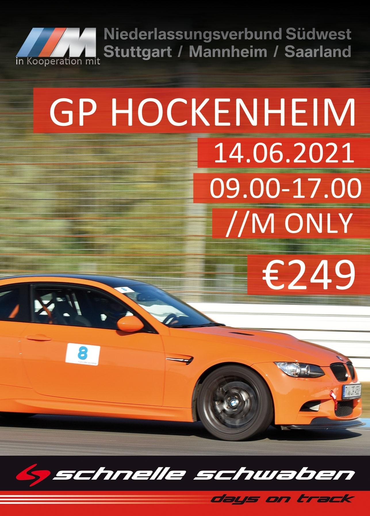 //M-Training Hockenheim Training 14.06.2021