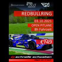 Redbullring Trackday 3.10.2021